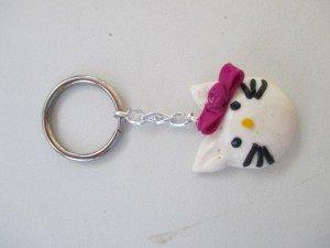 Porte cle Hello Kitty